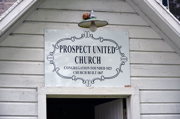 The congregation was established many years ago.